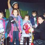 Edukacja teatralna- 1998 r.